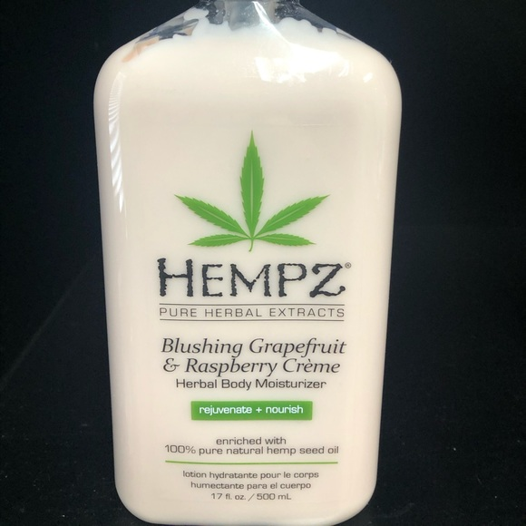 Other - Hempz body moisturizer